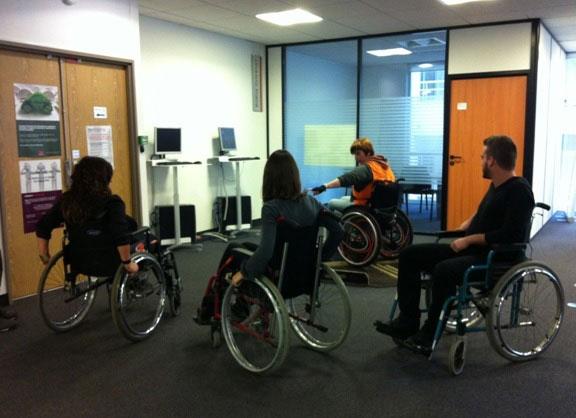 Sensibilisation handicap en entreprise