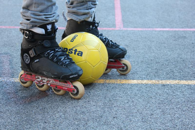 roller-soccer