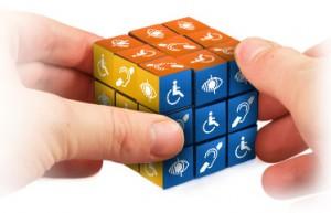 Rubixcube handicap