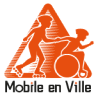 Mobile en ville Logo